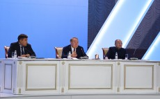 Participation in the VIII Civil Forum of Kazakhstan